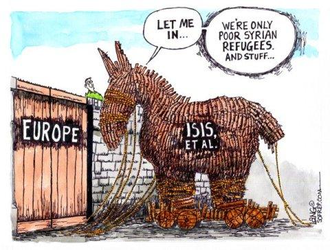 troyanHoseInmigrationEurope