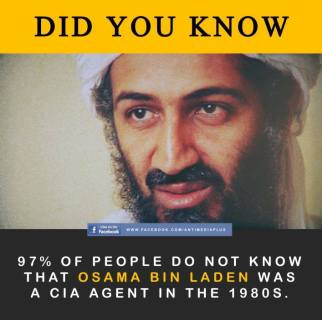 OsamaBinLadenCIAagent
