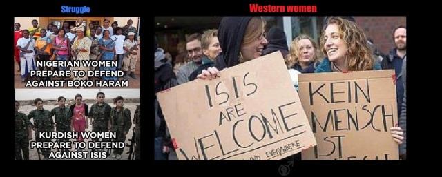 westernWomen