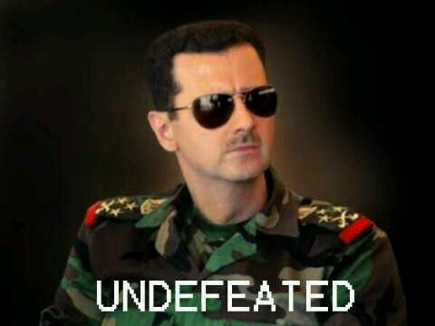 AssadUndefeated