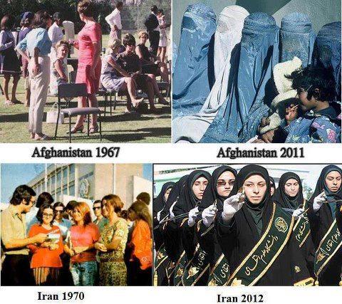 IranAfganistanBefore