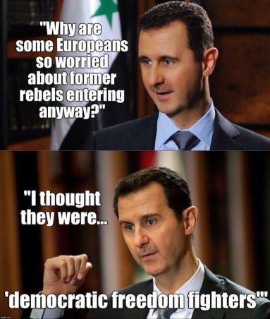 AssadFreedomFighter