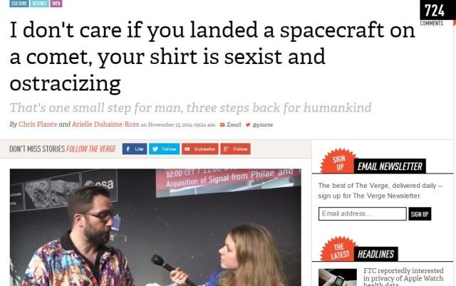 IdontCareIfYouLandedAspacecraftOnAcometYourShirtIsSexist.jpg