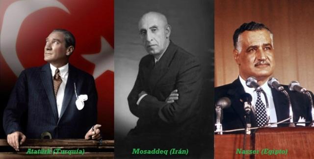 AtaturkMosaddeqNasser