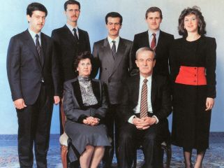 Al_Assad_family