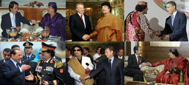 GaddafiConLosLideresOccidentales.jpg