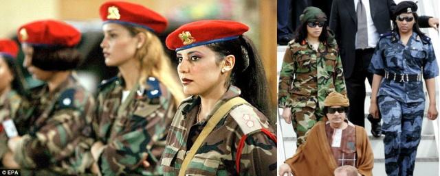 GuardiaAmazonasDeGaddafi