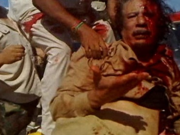 muerteDeGaddafi