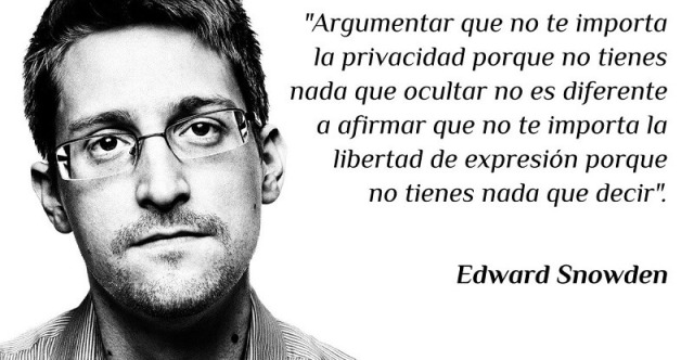 Snowden-privacidad