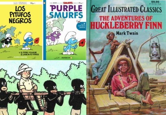 reescritura-de-libros-comics-politicamente-incorrectos