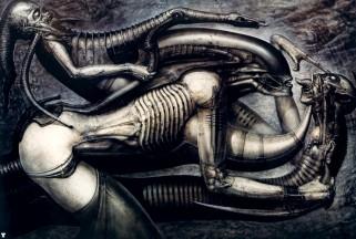Alien-Giger-femenine