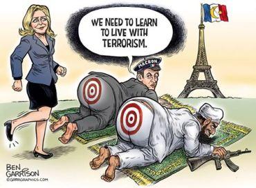 Marine-Le-Pen-macron-islamist-Ben-Garrison.jpg