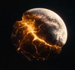 Krypton-exploding