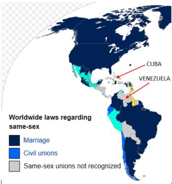 derechos-LGTB-cuba-venezuela