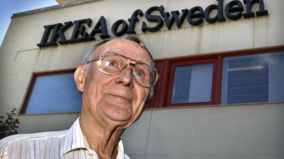 Igvar-Kamprad-founder-of-IKEA