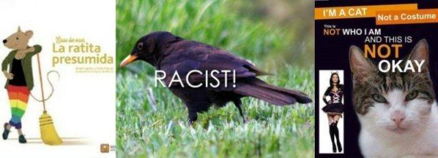 3-casos-pol-correcto-pajaros-racistas-disfraces-cuentos