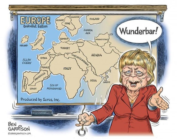 Merkel-wunderwar