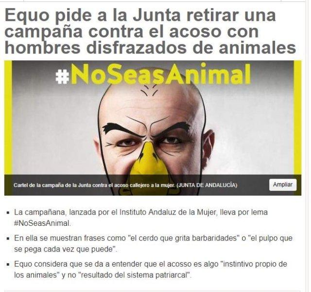 Equo-pide-retirar-campaña-de-hombres-disfrazados-de-animales