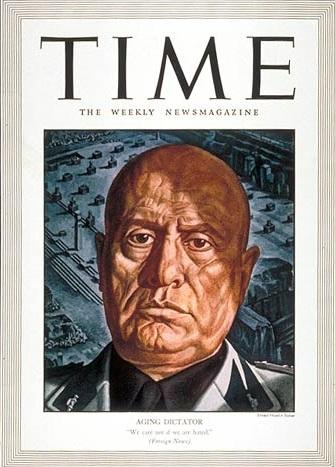 Mussolini-revista-Time