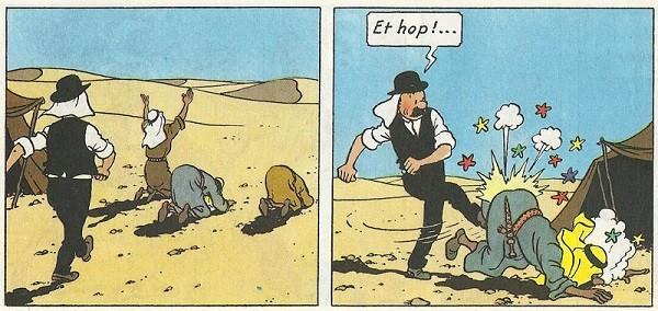 Tintin-patada-a-musulman.jpg