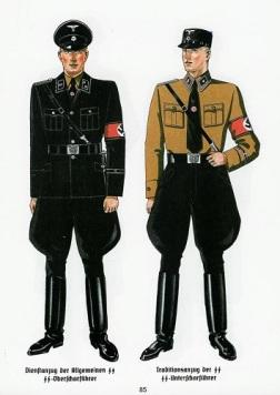 Uniformes-de-la-SS-Hugo-Boss
