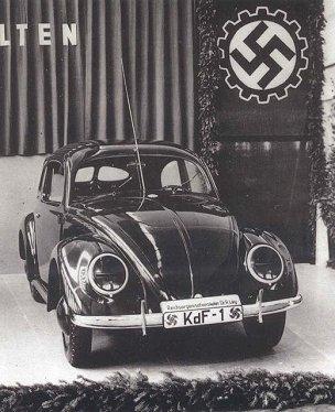 Volkswagen-hitler-nazi
