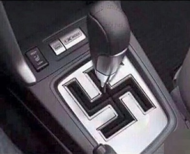 Volkswagen-swastika